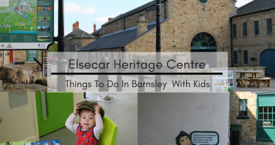 Things To Do With Kids In Barnsley: Elsecar Heritage Centre, South Yorkshire