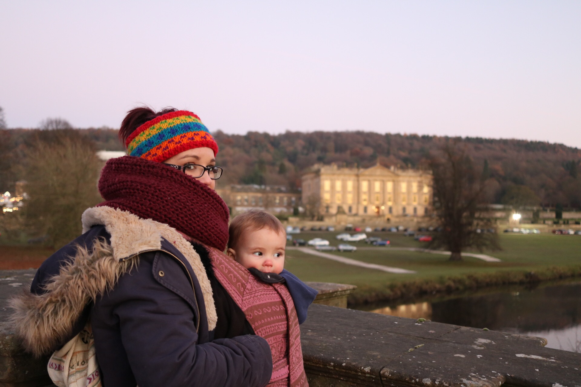 Chatsworth House | places for Peak District family walks near Sheffield