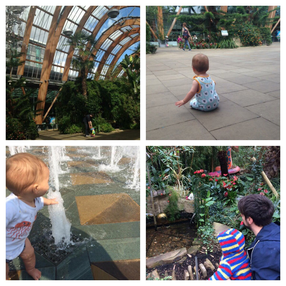 Things to do in Sheffield with a toddler