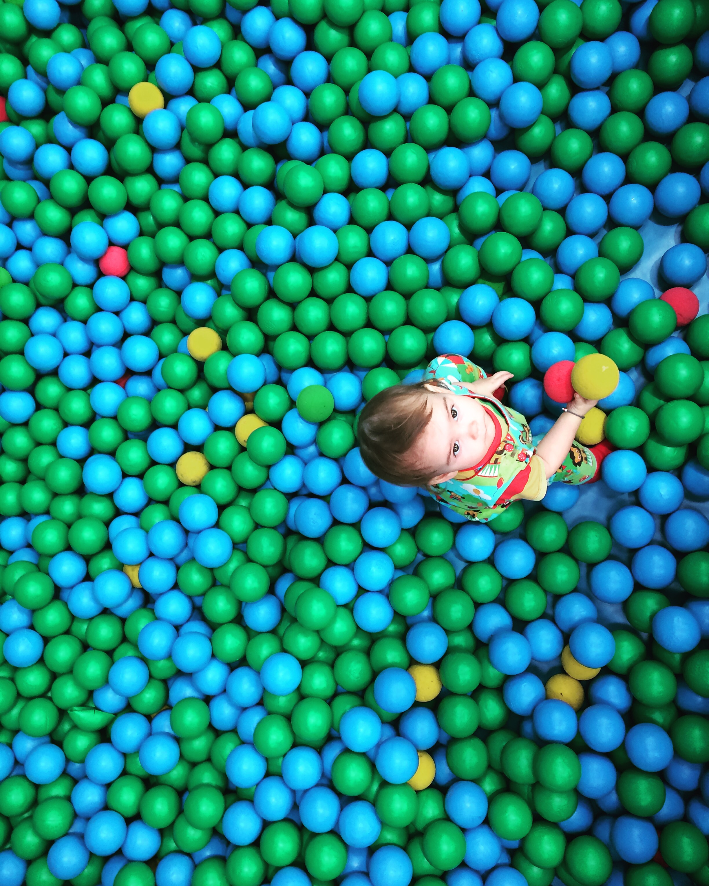 Big Apple play city soft play rotherham ball pit