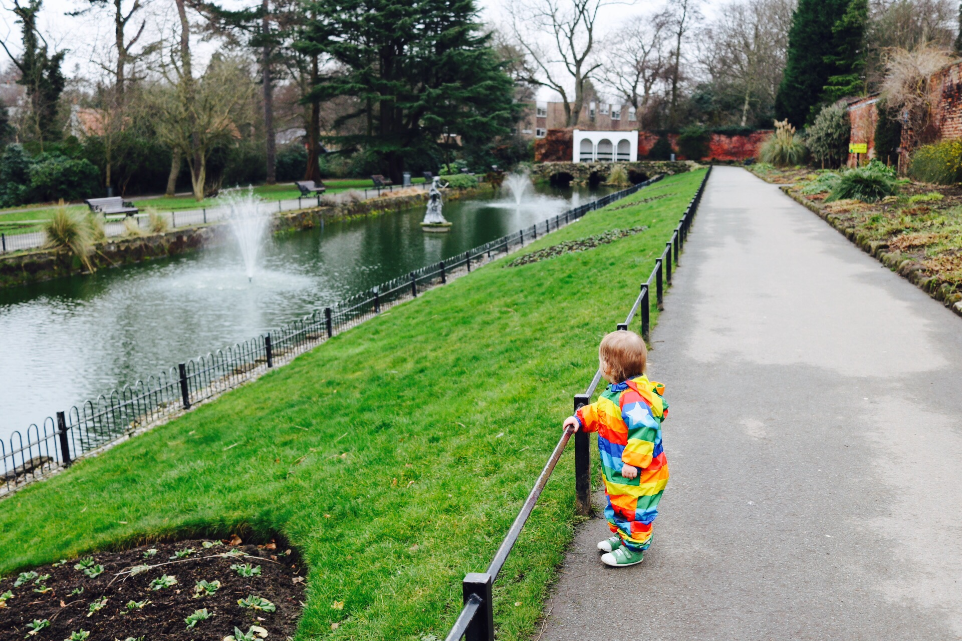 a fun day out tropical world in leeds with a toddler at roundhay park