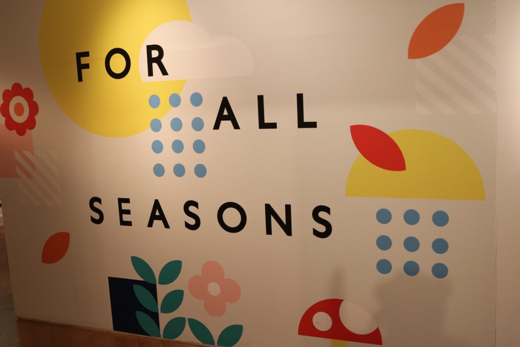 for all seasons exhibition leeds city museum