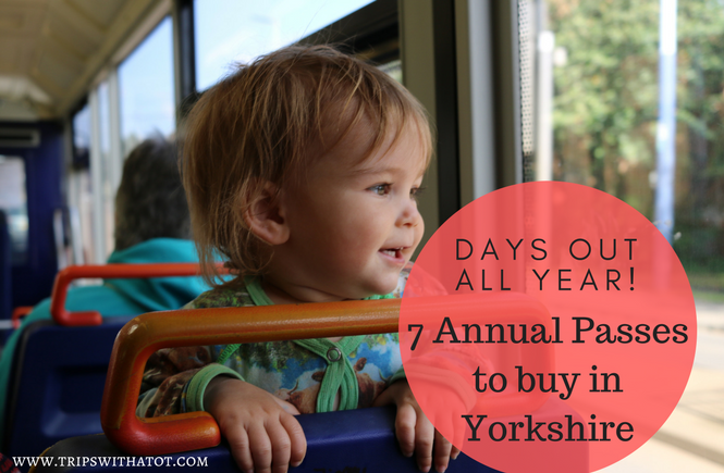 days out in Yorkshire which have annual passes