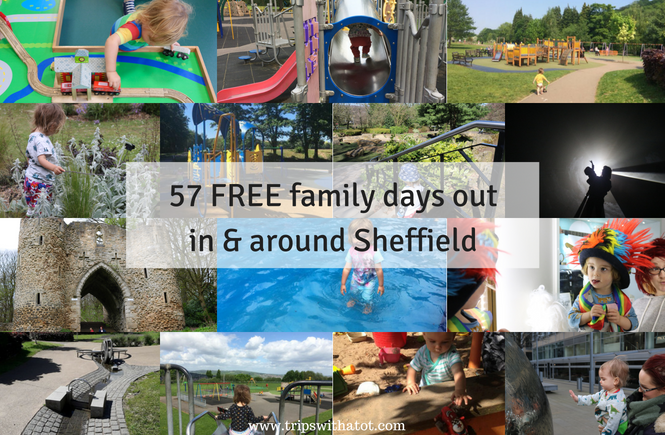 free things to do and days out in Sheffield