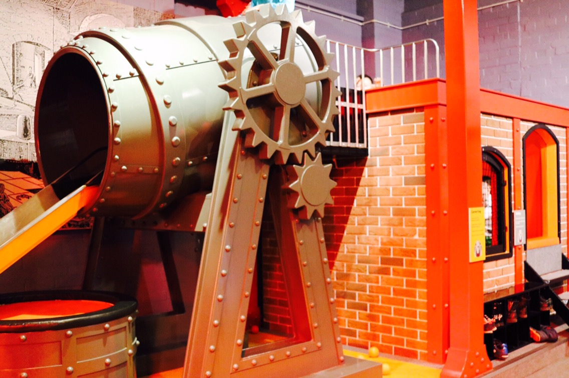10 ways to enjoy kelham island museum in Sheffield with a toddler melting pot soft play