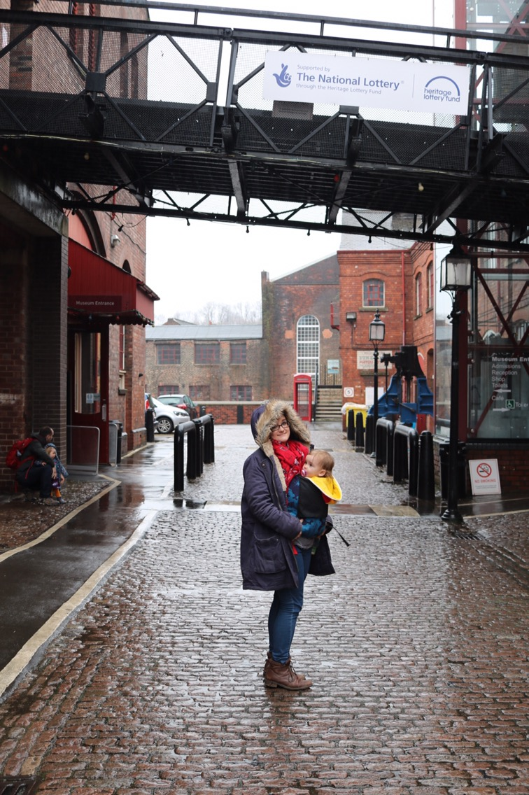 Kelham Island museum Sheffield with kids what to do and see