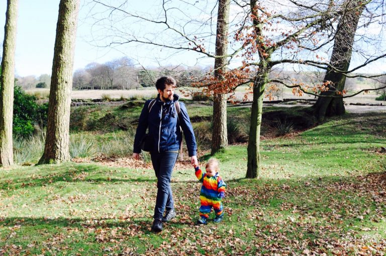 places for Peak District family walks near Sheffield