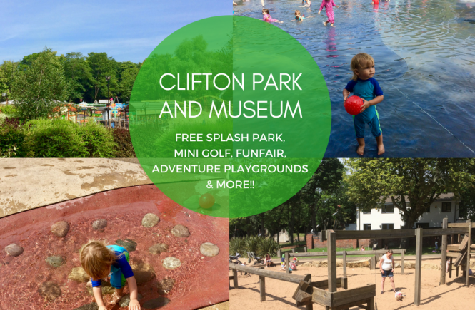 Clifton park and museum rotherham