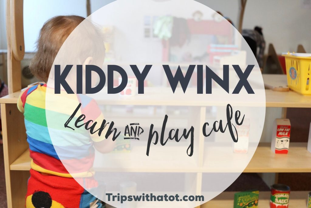 Kiddy winx play cafe in Rotherham