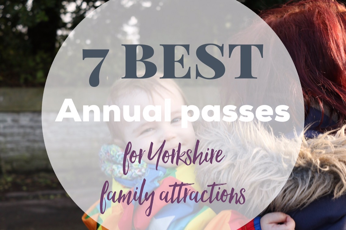 Annual passes for Yorkshire families