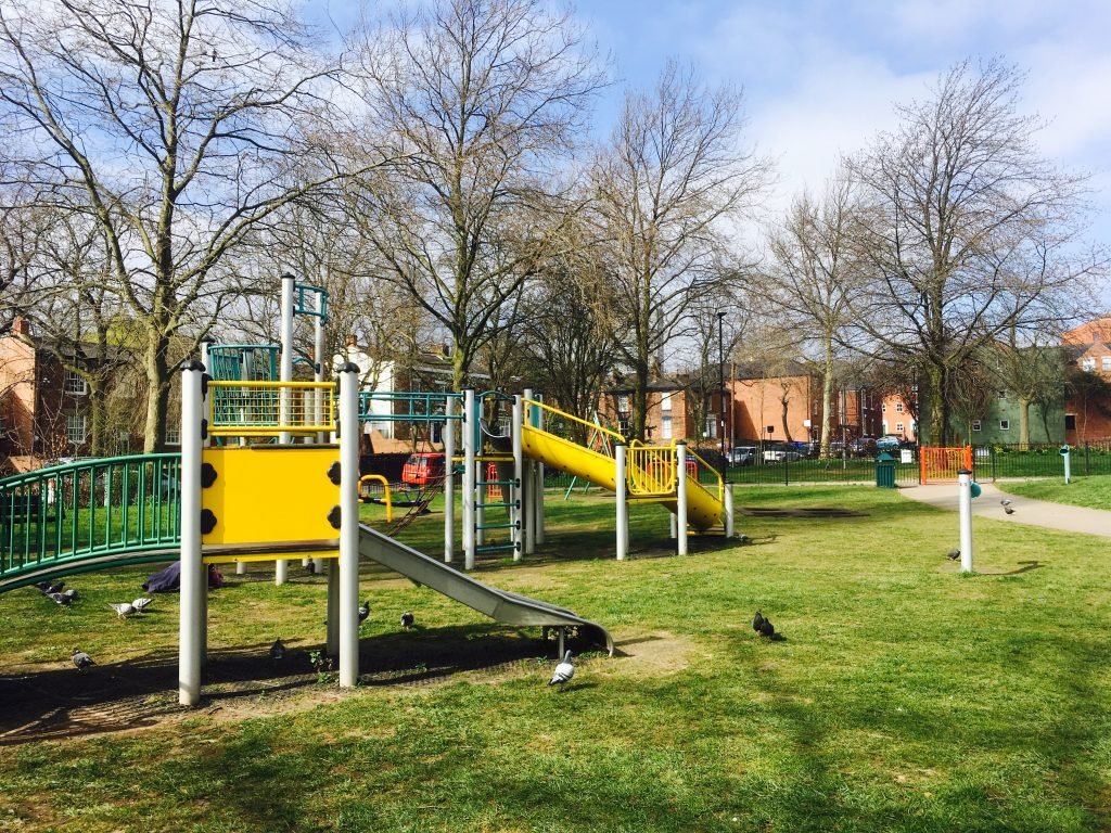 Devonshire green playground sheffield fun things to do in Sheffield for kids & what to do in Sheffield with kids