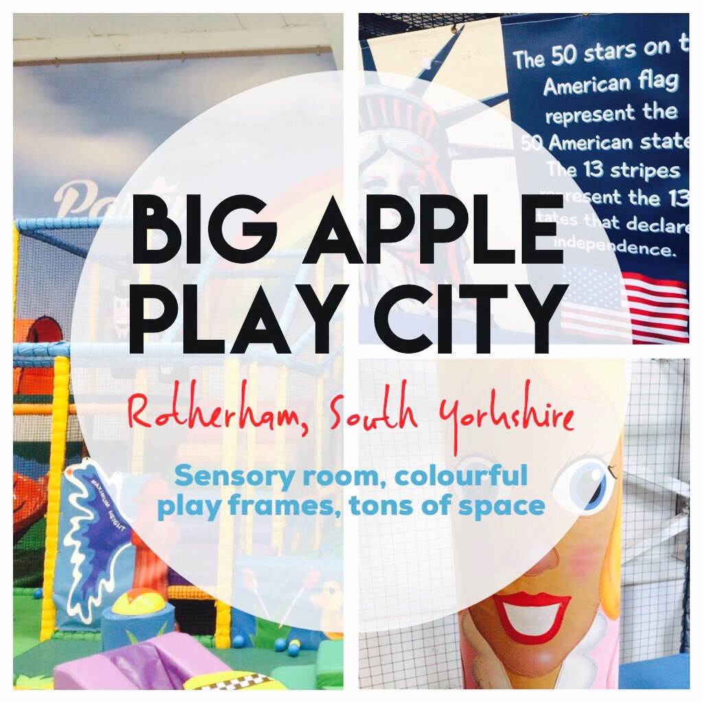 big apple play city soft play indoor play centre, rotherham