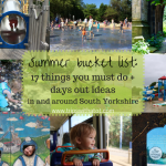 Summer bucket list: 17 things you must do in and around Sheffield | Best parks, picnic spots and family days out ideas