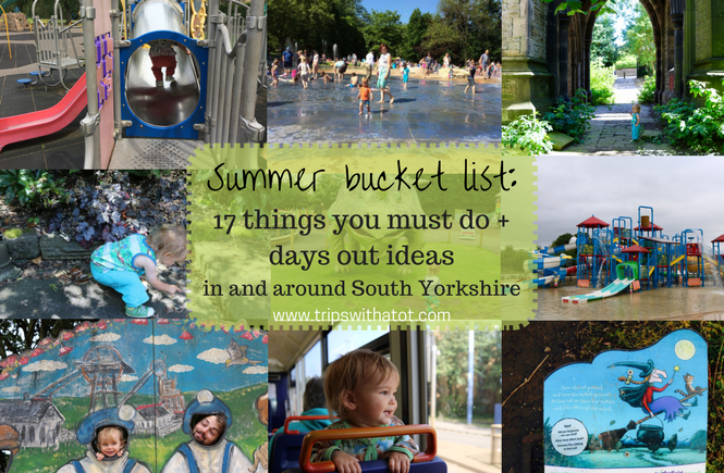 things to do in school holidays in South Yorkshire