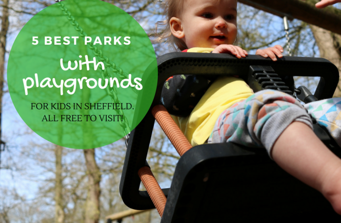 5 best parks for kids in sheffield