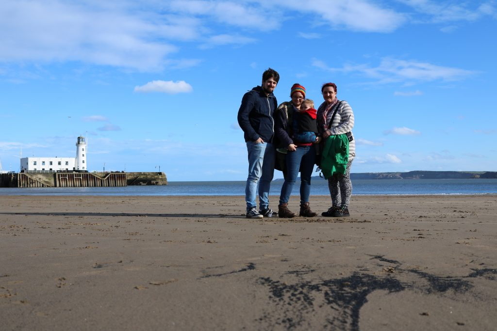 Family holiday at haven reighton sands Scarborough