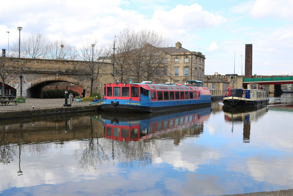 Victoria Quays Sheffield Canal Basin