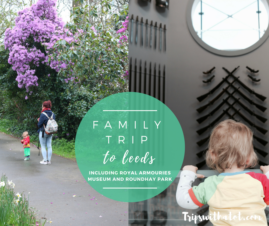 family trip to royal armouries and roundhay park Leeds