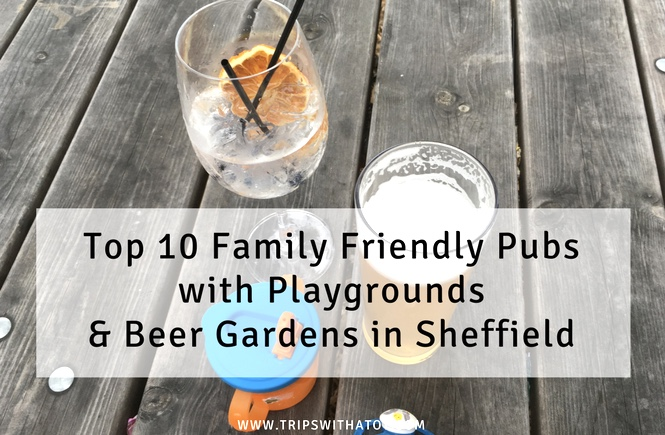 10 best family friendly pubs with playgrounds and beer gardens