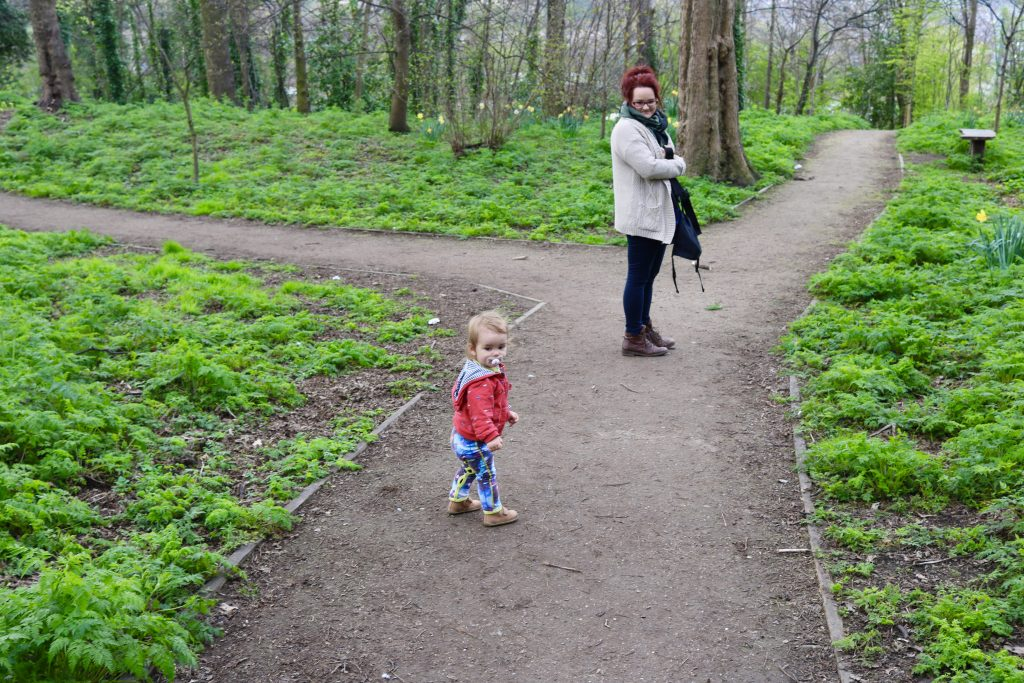 Fun at Norfolk Heritage Park, Sheffield