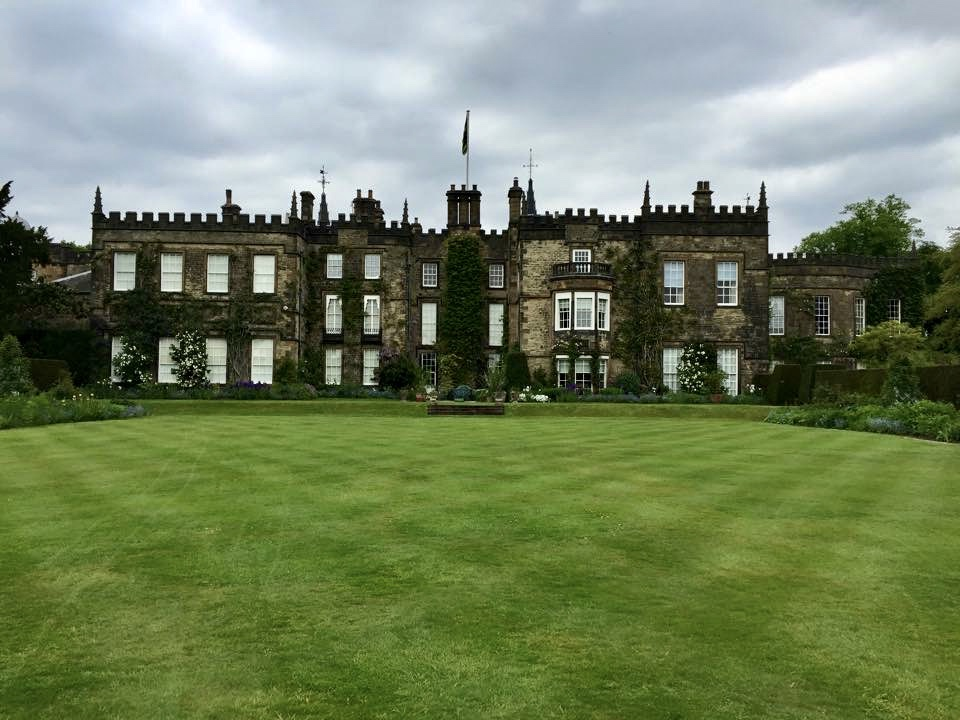 day out at renishaw hall and gardens