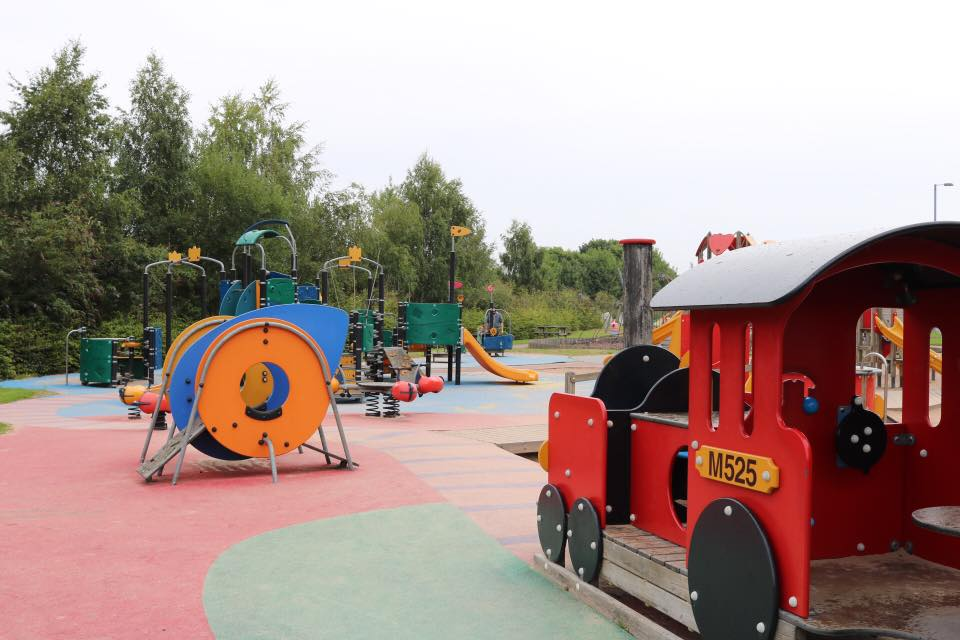 Magna Science Adventure Centre Playgrounds & Water Play