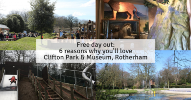 Top 10 outdoor days out for Sheffield families Free day out: 6 reasons why you'll love Clifton Park & Museum, Rotherham