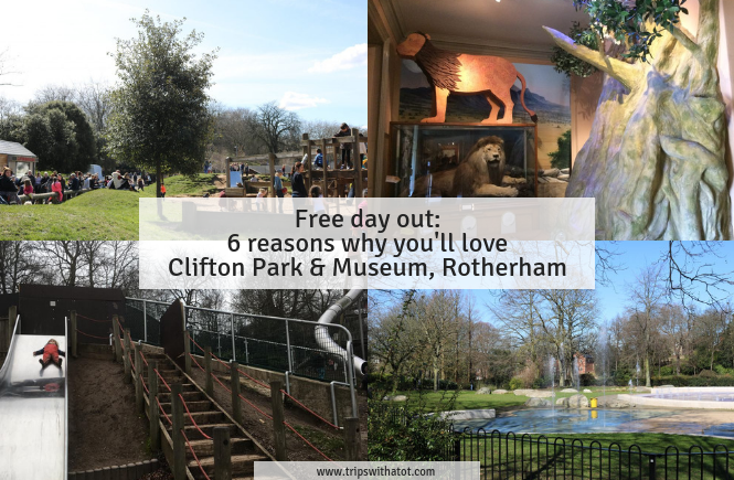 Free day out: 6 reasons why you'll love Clifton Park & Museum, Rotherham
