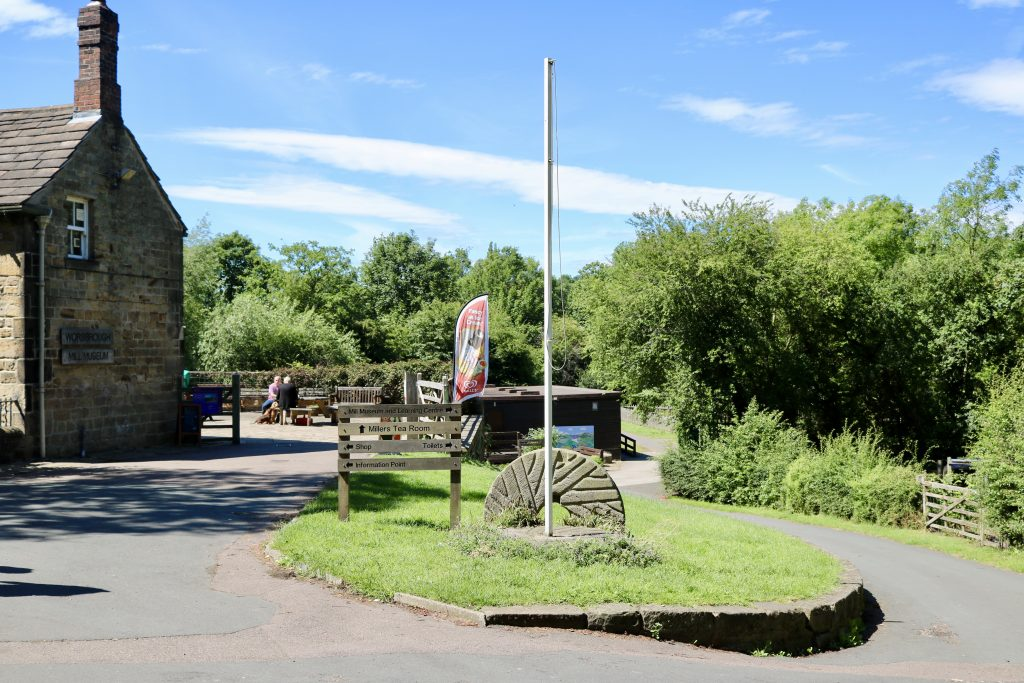 days out at Wigfield Farm and Worsborough Mill in Barnsley