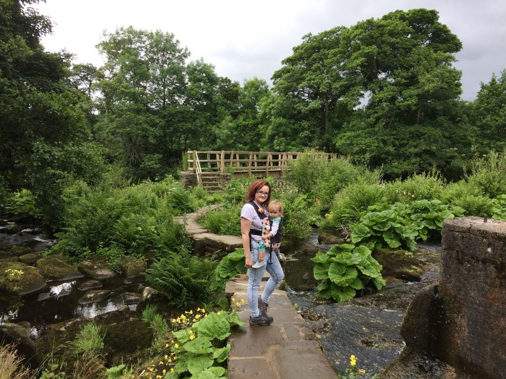 Bamford Mill places for Peak District family walks near Sheffield