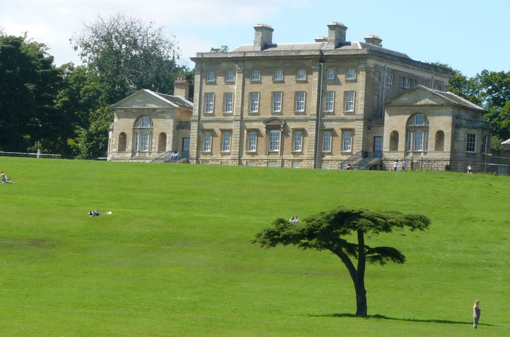 cusworth hall family walks in South Yorkshire