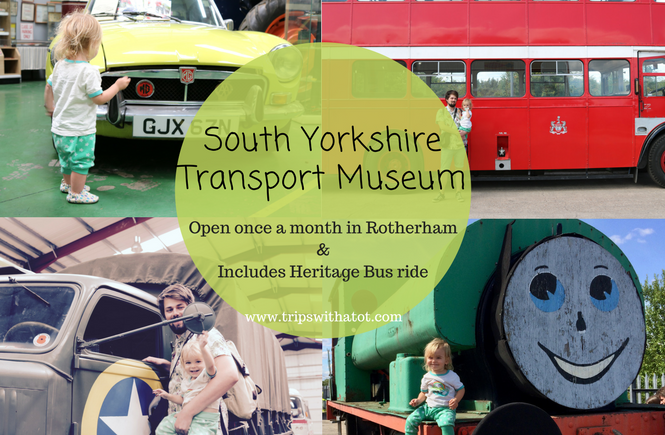 South Yorkshire transport museum Top 12 Yorkshire Toddler Friendly Museums