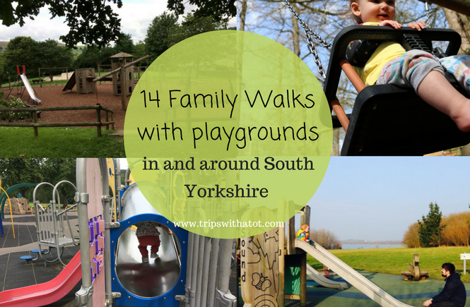 family walks in South Yorkshire