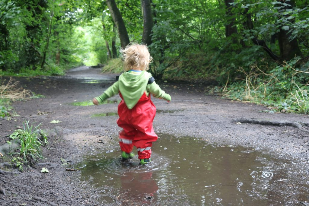 8 ideas for types of days out suitable for toddlers