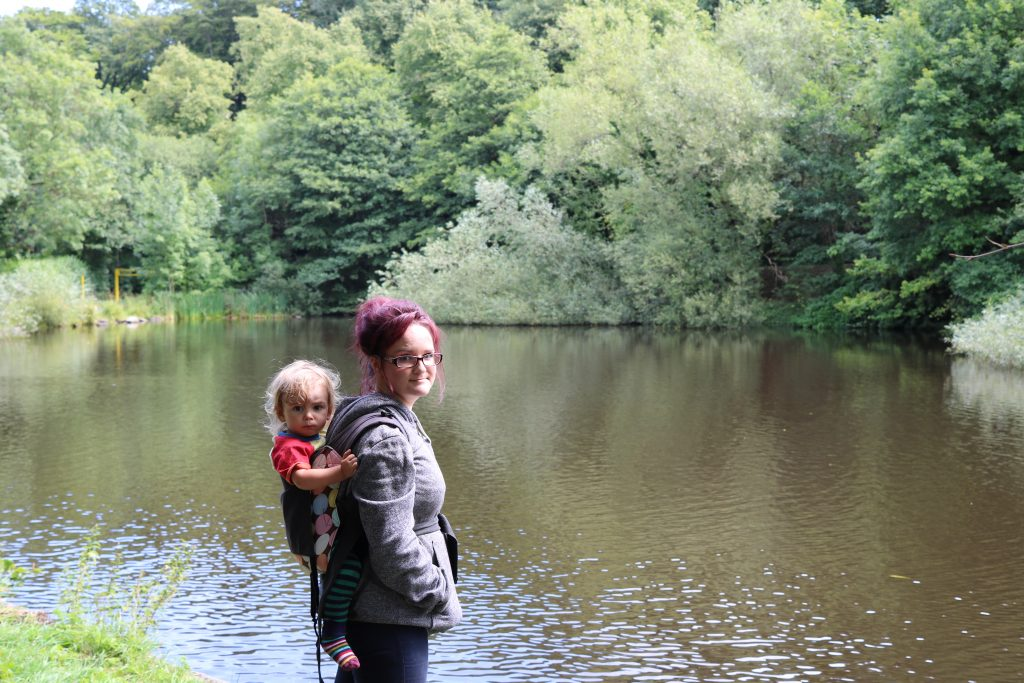 Rivelin Valley Park in Sheffield