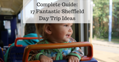 Sheffield day trips and days out with kids