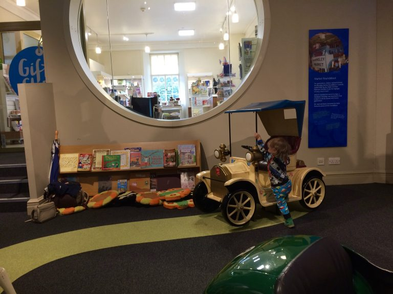 Experience Barnsley Museum & Discovery centre