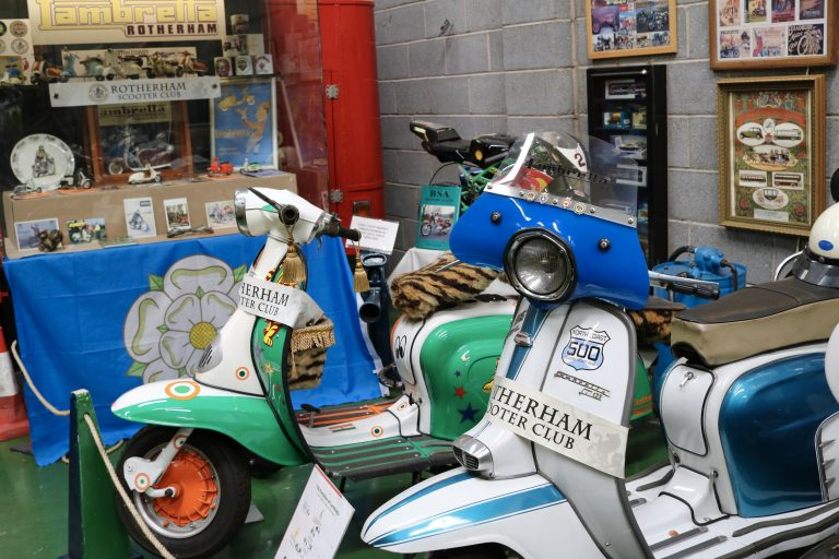 South Yorkshire Transport Museum, Rotherham