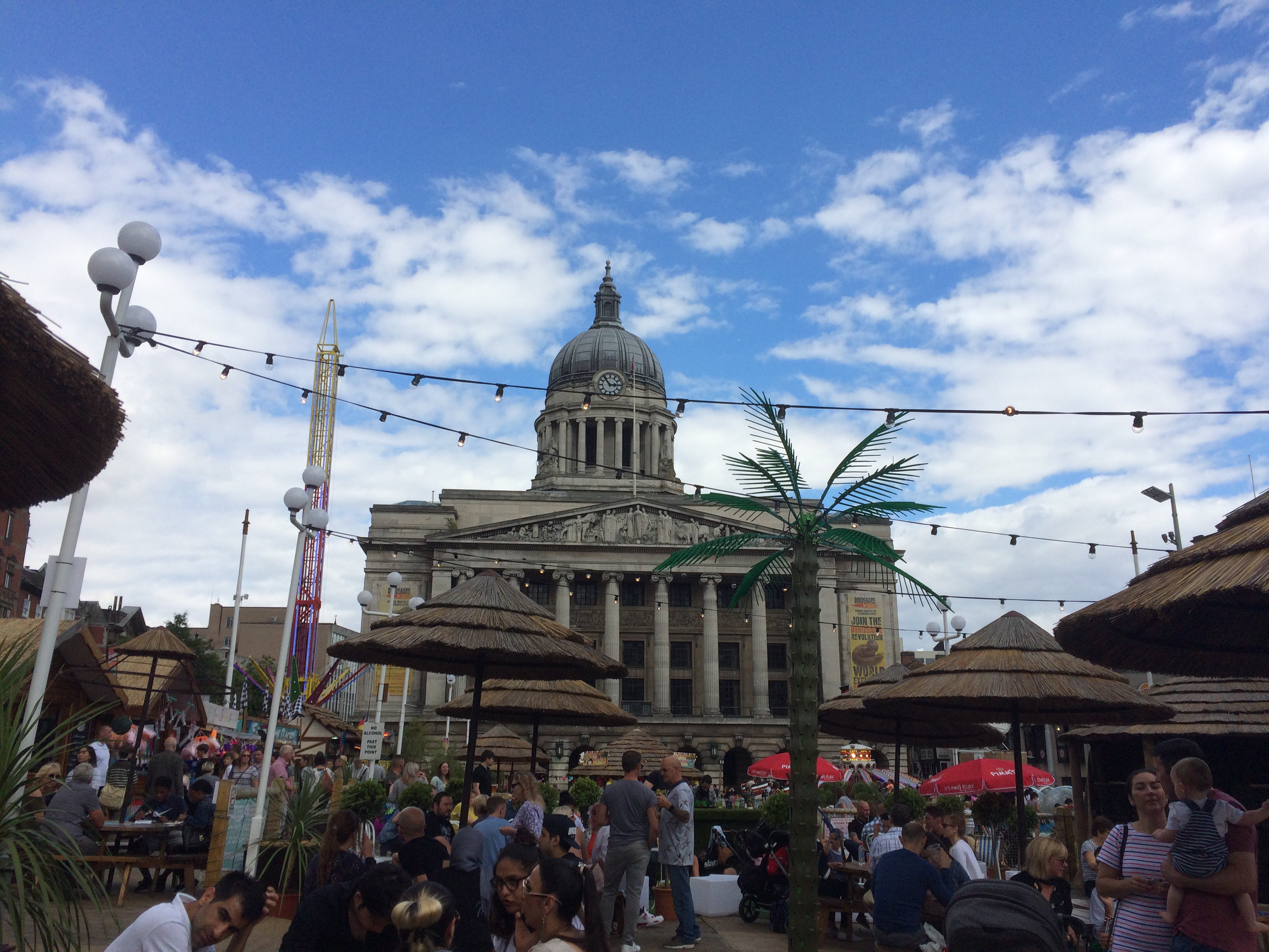 5 reasons why you'll love Nottingham beach