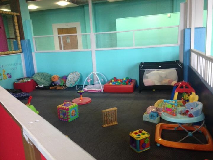 Megakidz play centre, Sheffield