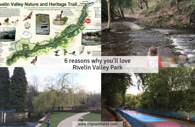 6 Reasons why you'll love Rivelin Valley Park in Sheffield