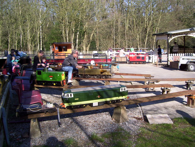abbeydale miniature railway 41 Things To Do In South Yorkshire Before You're 5