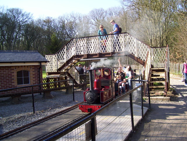 Abbeydale Miniature Railway, Sheffield