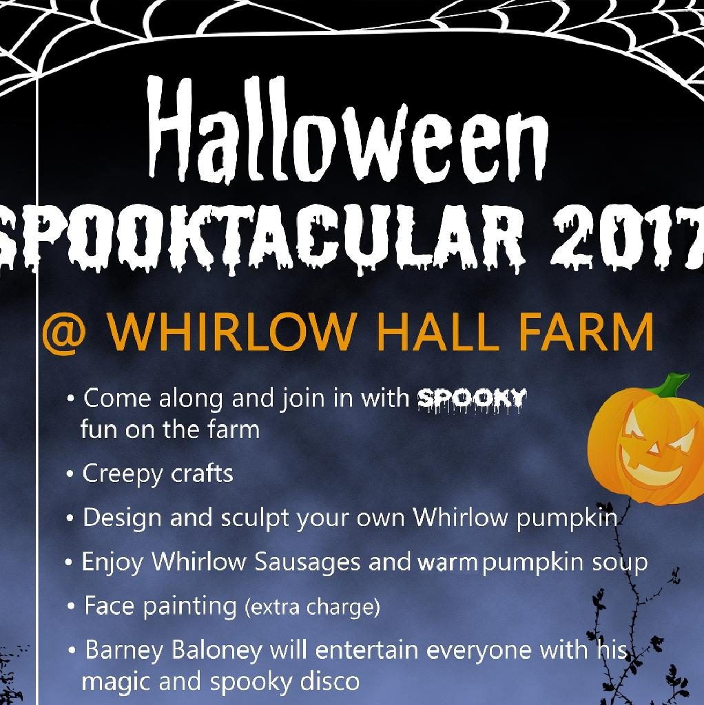 whirlow hall farm Sheffield halloween Want to find something to do for Halloween? Halloween is fast approaching, how will you be spending this creepy time of year? Here's a guide to the best family events for Halloween 2017 in and around South Yorkshire.