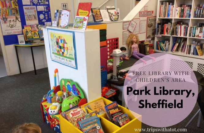 Park Library in Sheffield