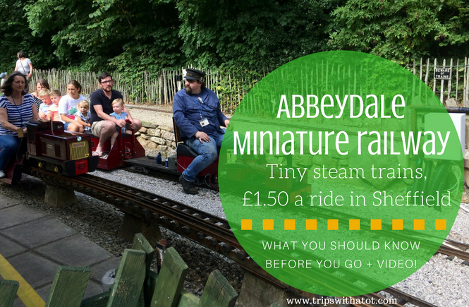 Abbeydale Miniature Railway, Sheffield: What you should know