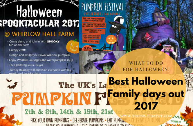 Family events for Halloween 2017 in and around South Yorkshire
