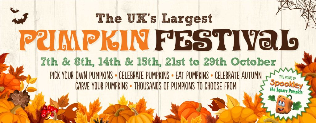 Want to find something to do for Halloween? Halloween is fast approaching, how will you be spending this creepy time of year? Here's a guide to the best family events for Halloween 2017 in and around South Yorkshire. Farmer Copleys pumpkin Halloween