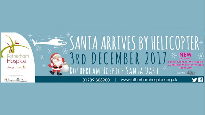 Santa Dash 30 Best Christmas days out and events for Sheffield families