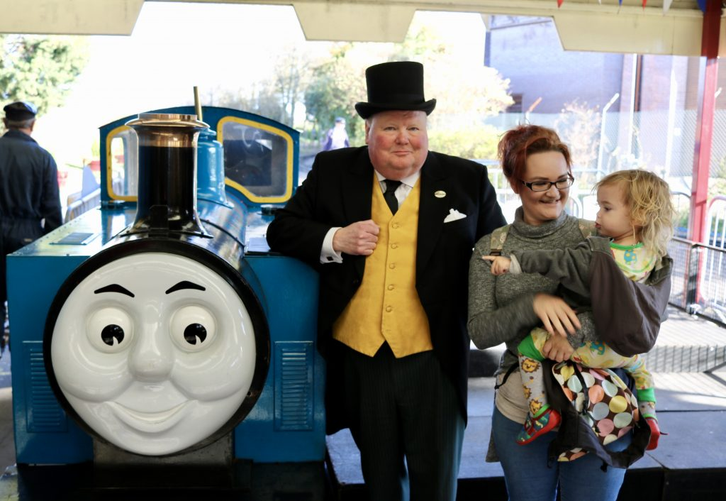 haven Thorpe park cleethorpes light railway day out with Thomas Haven Thorpe Park, Cleethorpes Review: Family Holiday With A Toddler